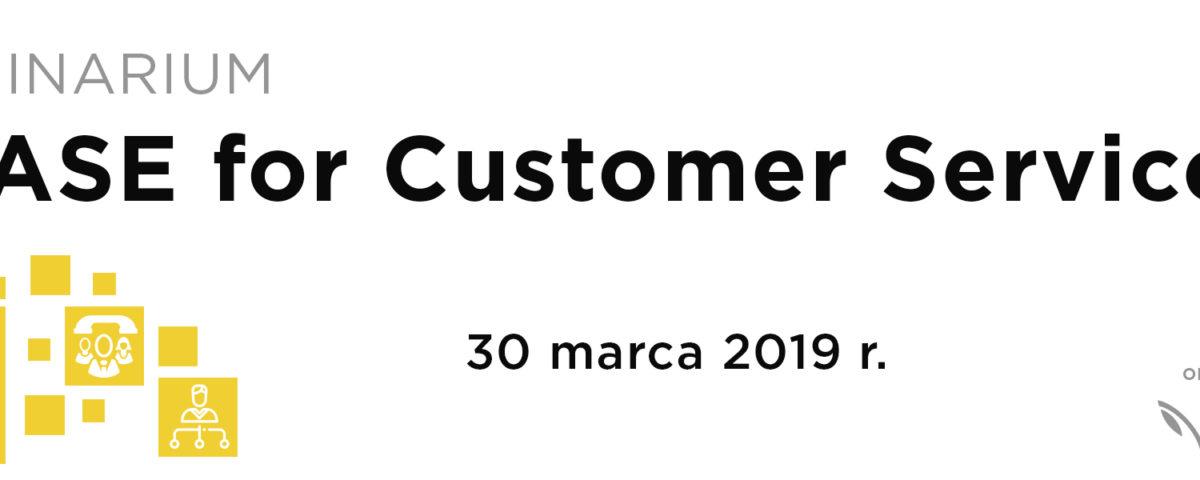 sPASE for Customer Service