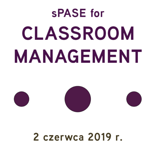 sPASE for Classroom Management