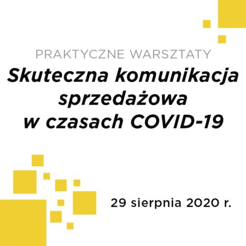 sPASE for Customer Service - Skuteczna komunikacja sprzedażowa w czasach COVID-19