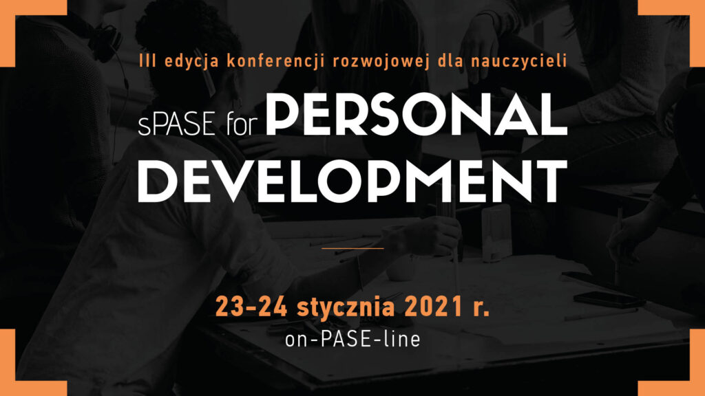 sPASE for Personal Development 2021