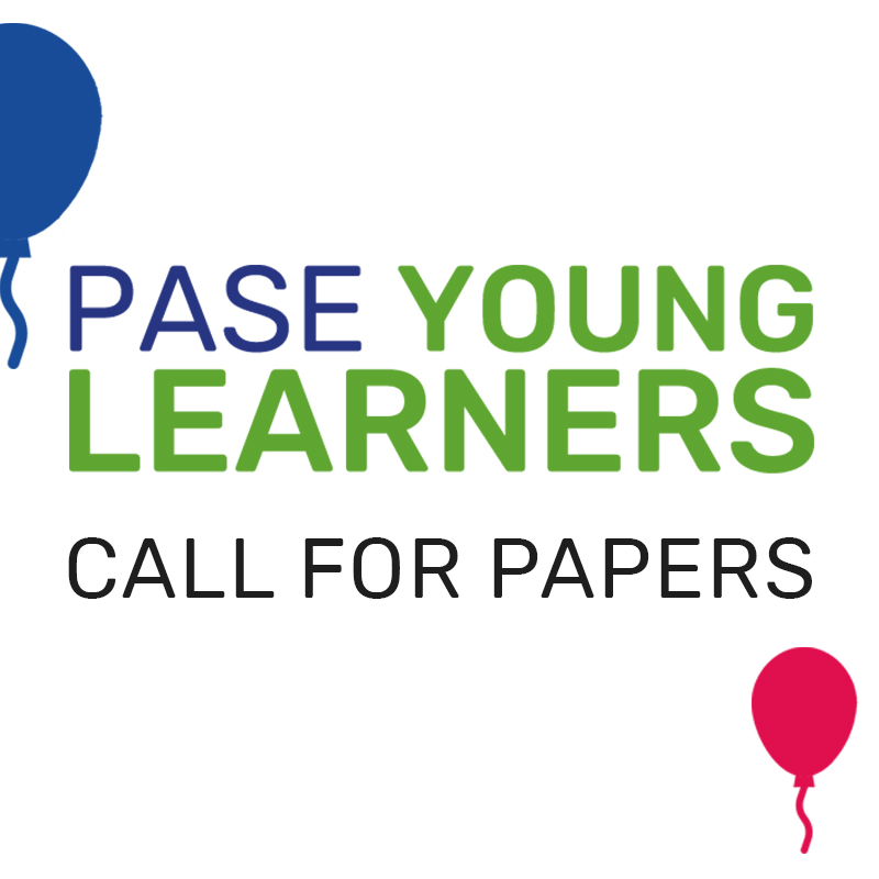PASE Young Learners - Call for Papers