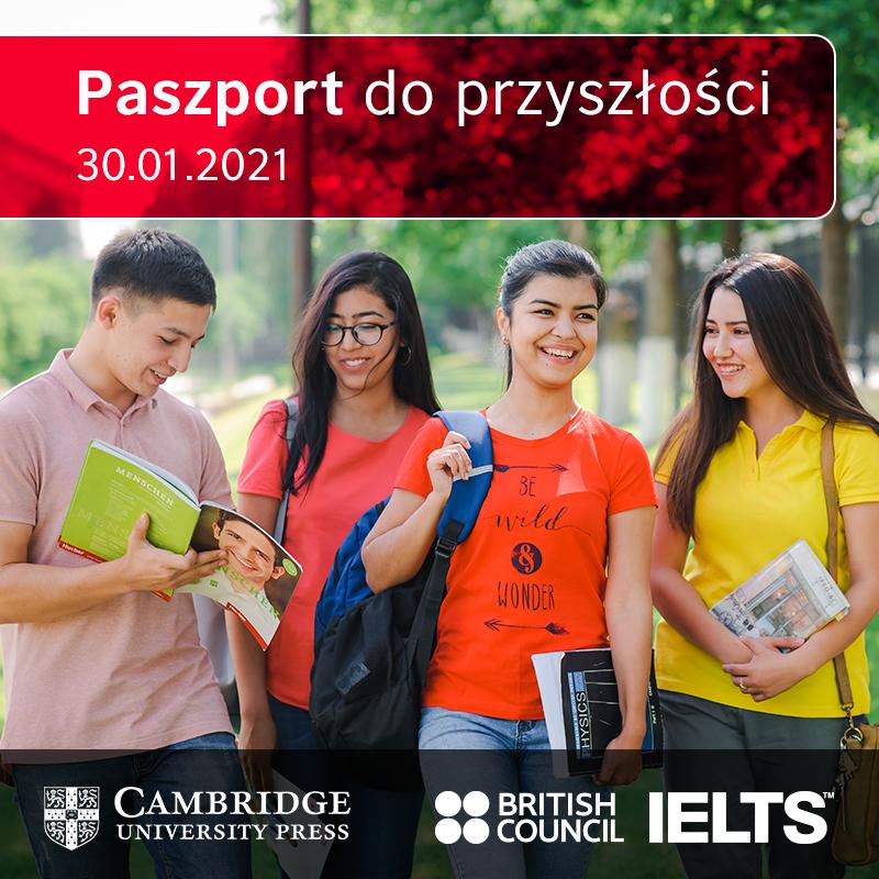 Paszport do przyszłości - 30 stycznia 2021 r.