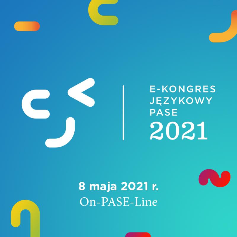 E-Kongres Językowy PASE 2021